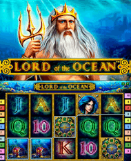 Игровой автомат 777 Lord Of The Ocean от Вулкан казино