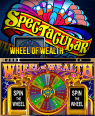 Игровой автомат Spectacular Wheel of Wealth в казино онлайн