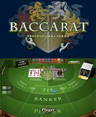 Автоматы Baccarat Pro Series Table Game в Вулкане