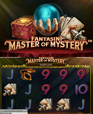 Fantasini: Master Of Mystery – автомат 777