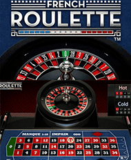 Автомат 777 French Roulette