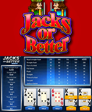 Видеопокер Jacks Or Better от онлайн казино Вулкан