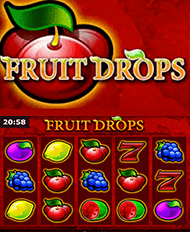 В казино Вулкан Платинум игровой автомат Fruit Drops