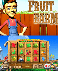 Вход в казино Вулкан Ставка и автомат Fruit Farm