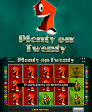 Игровой автомат Plenty On Twenty в казино Вулкан Делюкс